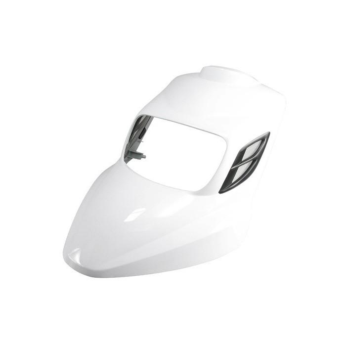 Yamaha BW's (nuo 2004 metų) priekinis plastikas BCD RX, baltas