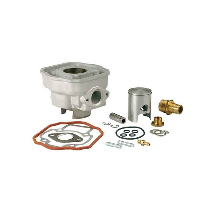 Doppler S1R 50cc Piaggio / Gilera LC cilindro komplektas (su galva)